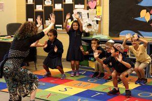 Bornblum Focuses on Student Resilience