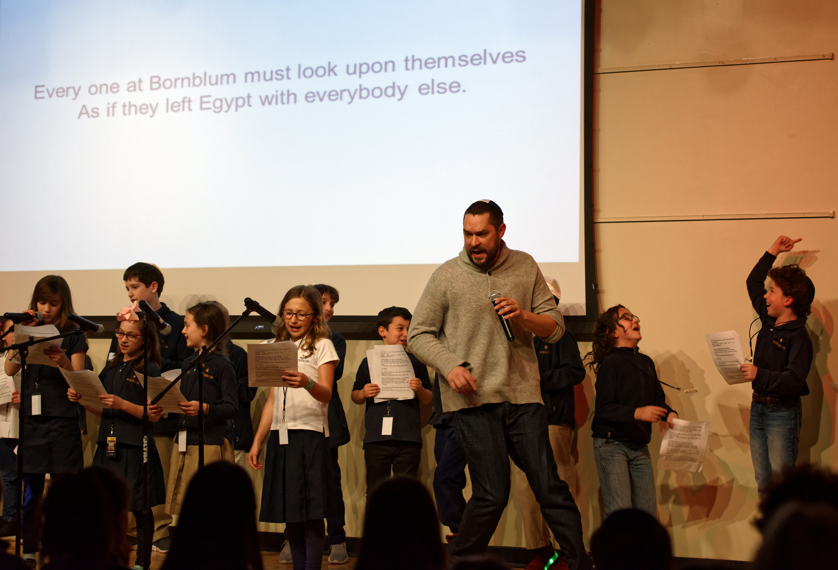 Bornblum Jewish Community School hosts Music Fest for students, parents