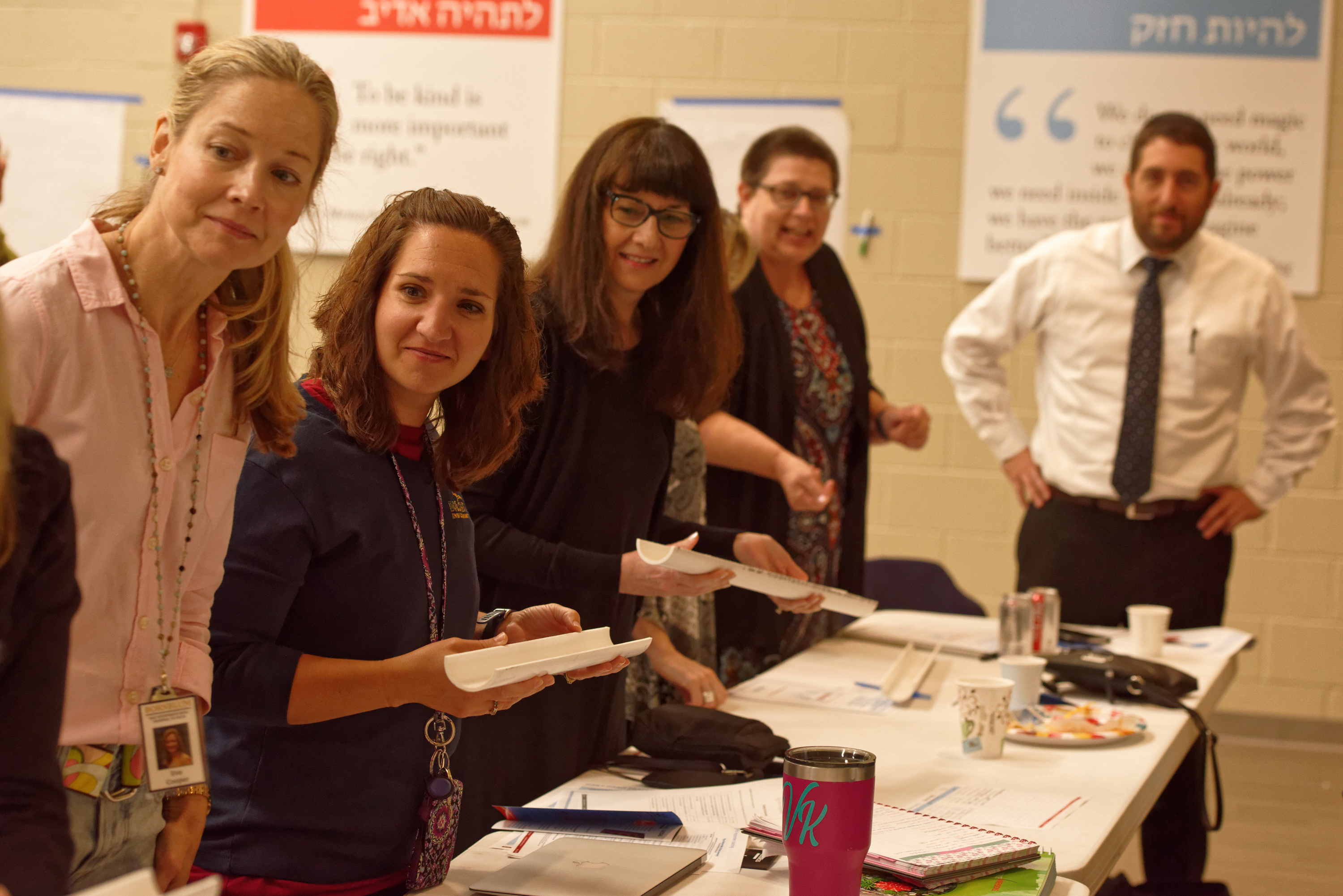 """Bornblum Hosts """"First Responder"""" Coaching for Teachers from Independent Schools"""