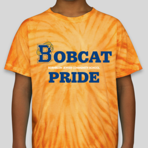 Gold Bobcat Pride T-Shirt